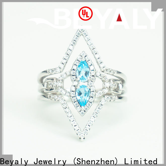 Latest most popular diamond engagement rings rings Supply for daily life