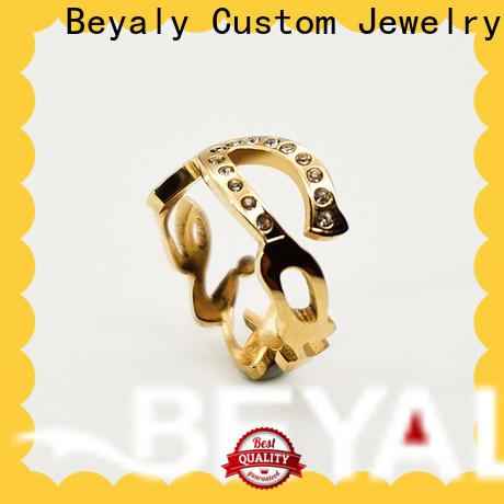 BEYALY numerals most popular diamond engagement rings manufacturers for men
