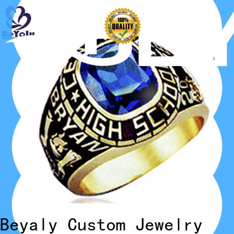 Latest college graduation rings school factory for school