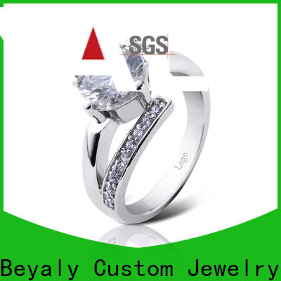 diamond most stylish engagement rings inlay Suppliers for wedding