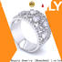 BEYALY exotic top ten wedding rings Suppliers for wedding