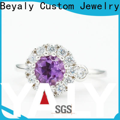 BEYALY High-quality popular engagement rings for women Supply for women