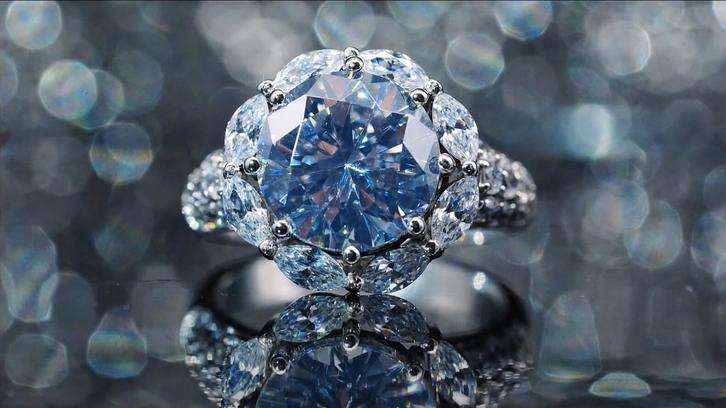 Beyaly Jewelry   Wholesale 925 silver jewelry zircon stone ring