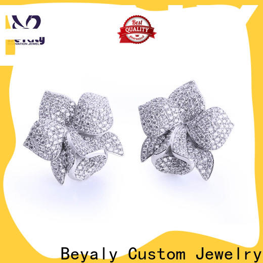 BEYALY full beautiful earrings with price company for anniversary celebration