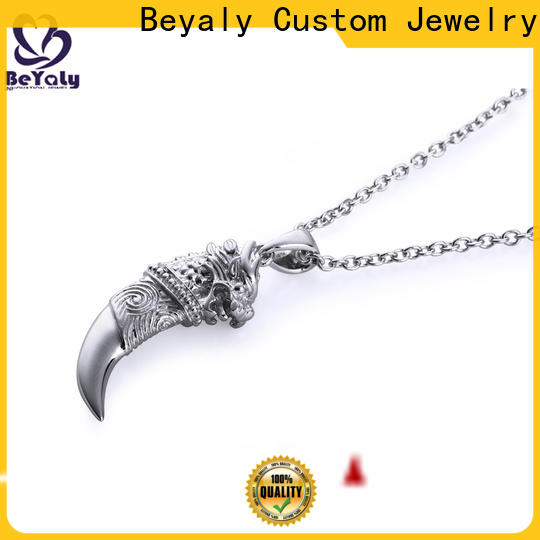 BEYALY Top dog tag jewelry necklace for business for women