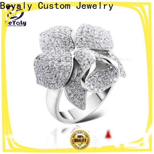 BEYALY High-quality popular wedding ring stores factory for wedding