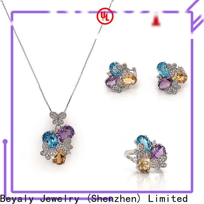 BEYALY Custom cheap jewellry sets company for advertising promotion