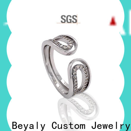 New popular wedding ring designers aaa company for women