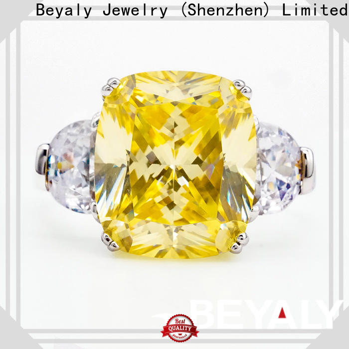 BEYALY numerals top diamond engagement rings for business for men