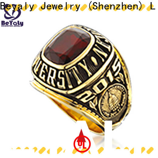 BEYALY Wholesale cheap senior rings for business for university students