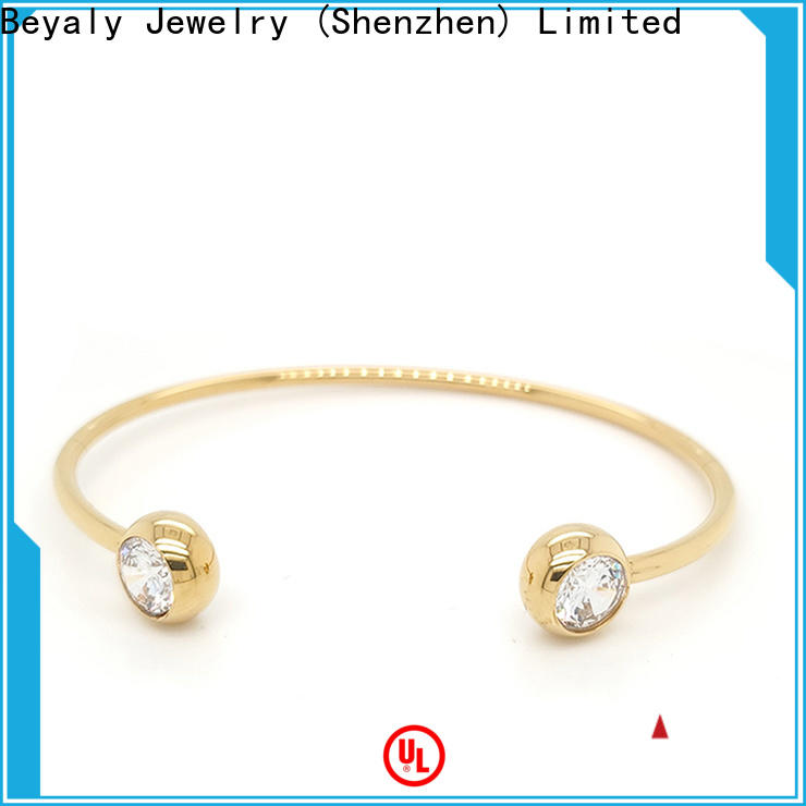 BEYALY looping cheap charm bangle bracelets Supply for advertising promotion