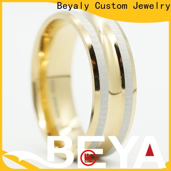 BEYALY sterling most popular engagement ring brands for business for men