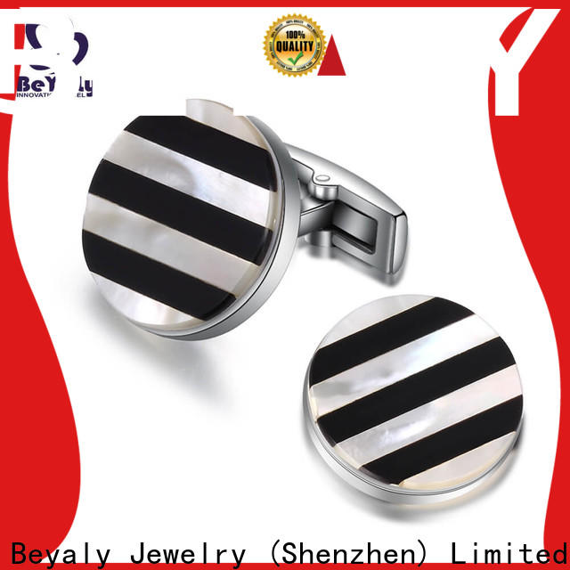 BEYALY men most popular cufflinks company for engagement
