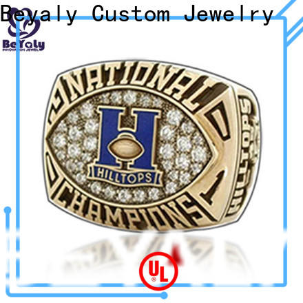 BEYALY Top bears championship ring Supply for word champions