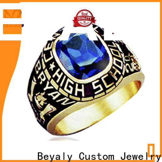 BEYALY college graduation rings for students