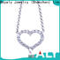 BEYALY stainless dog chain necklace for wife