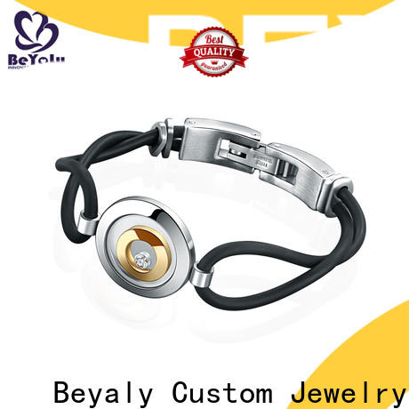 BEYALY bell silver cuffs and bangles manufacturers for anniversary celebration