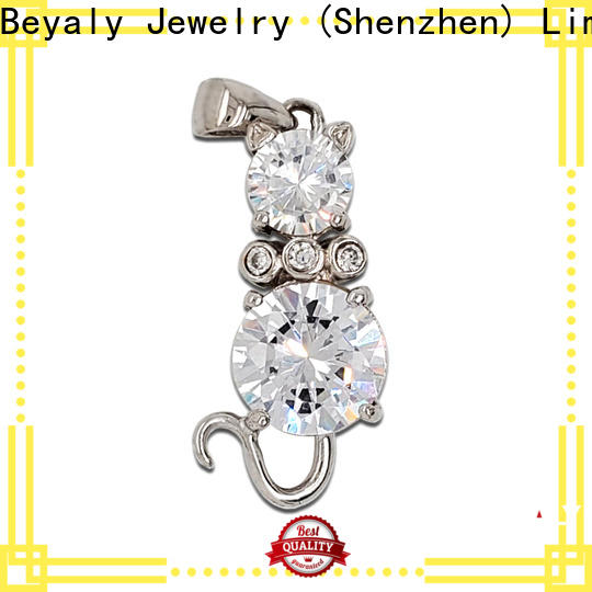 BEYALY Best silver chains womens manufacturers for wife