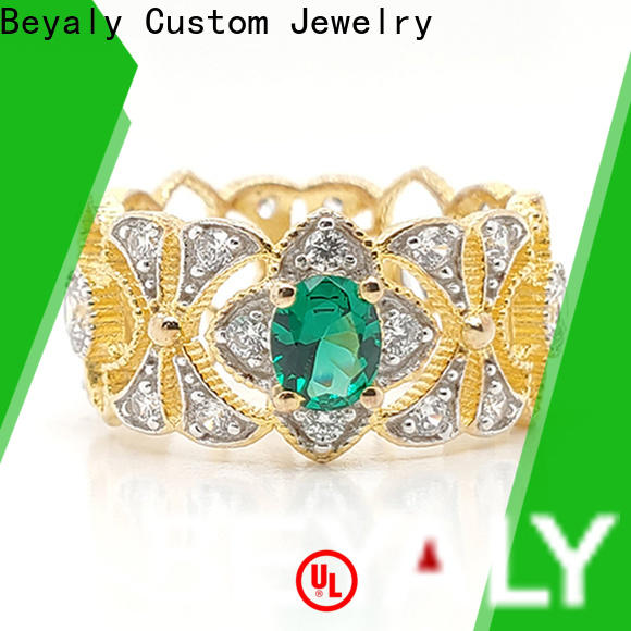 BEYALY crown eternity ring manufacturers for men