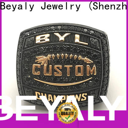 BEYALY custom championship rings for men for business for player