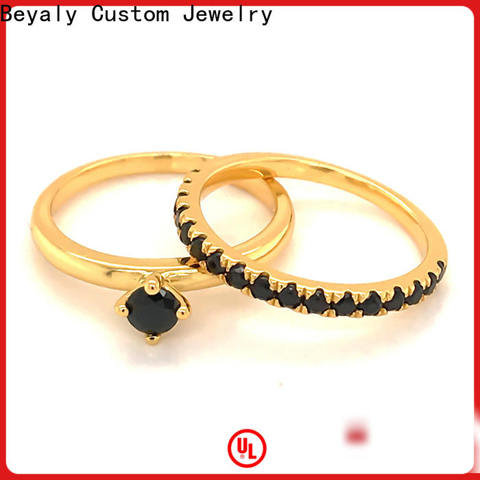 BEYALY Top popular wedding ring stores Supply for wedding