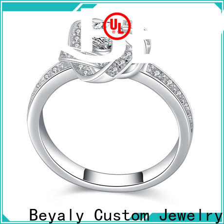BEYALY stone best proposal ring design factory for men