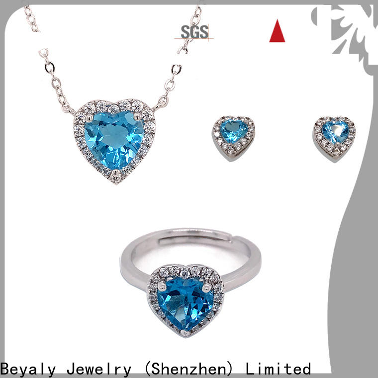light jewellery sets manufacturers for advertising promotion