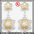 BEYALY disc beautiful earrings with price for business gift