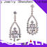 High-quality buy dangle earrings disc for business gift