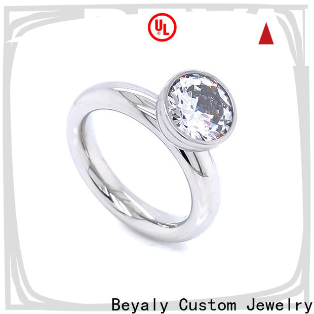 New most popular wedding sets silver for business for women