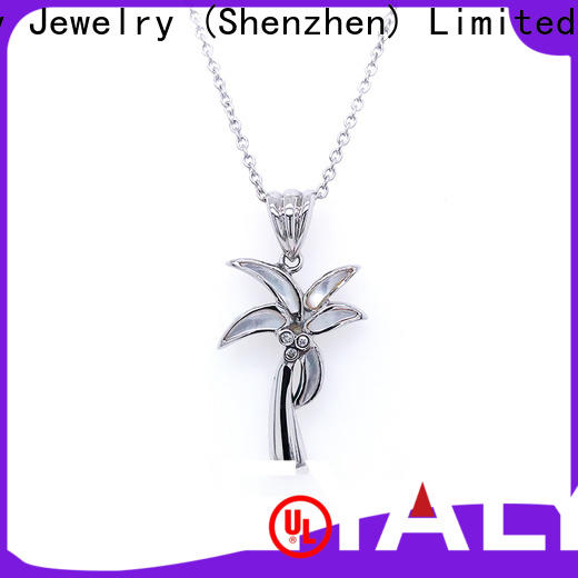 custom jewelry charm necklace ladies for women