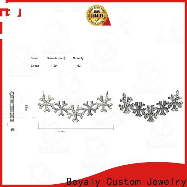 BEYALY High-quality 925 sun pendant factory for wedding