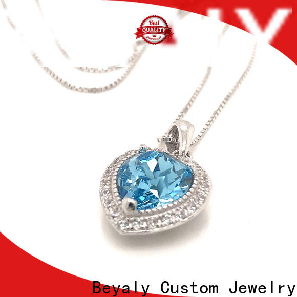 BEYALY New 925 silver jewelery Suppliers for men