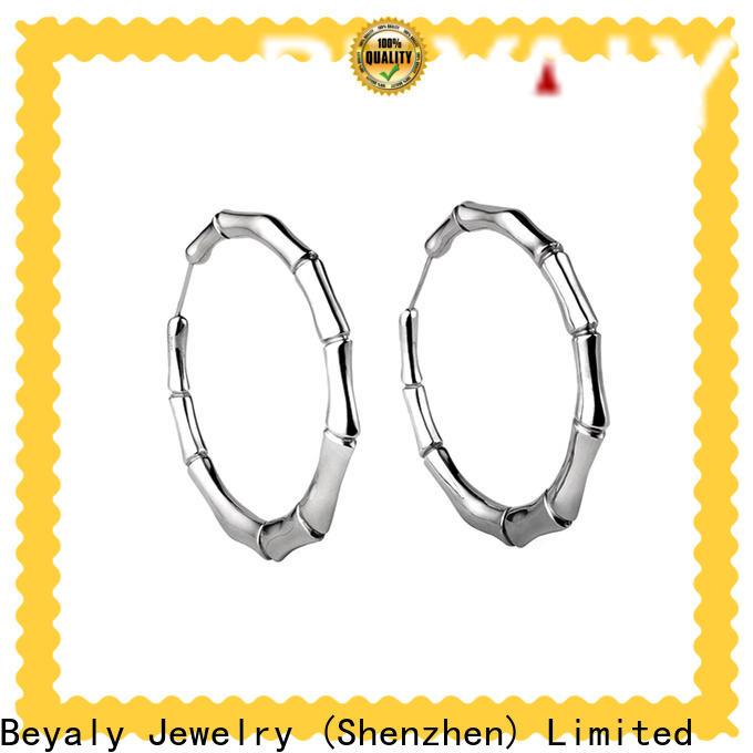 BEYALY 925 jtw earrings Suppliers for men