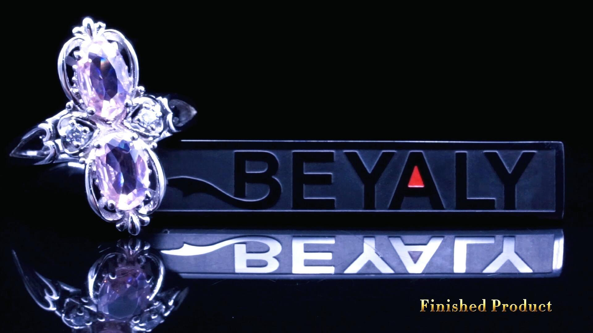 Beyaly Jewelry | How to make a beautiful jewelry ? The Process of Custom ring Jewelry