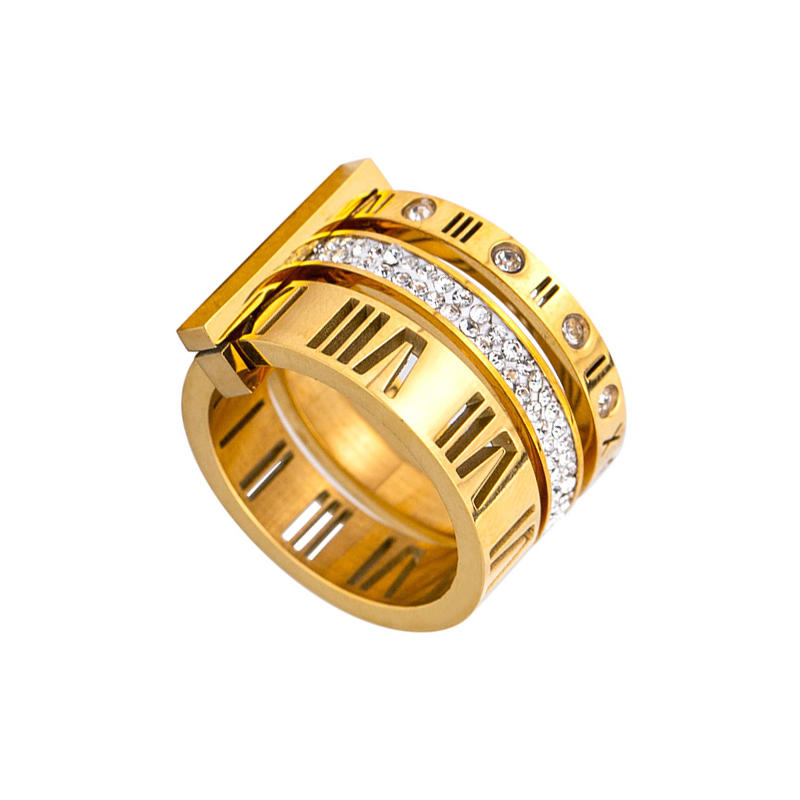 product-Cheap price jewelry titanium 316L stainless steel wedding ring-BEYALY-img-1
