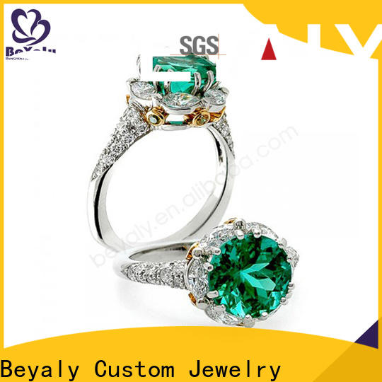 BEYALY Best gold opal necklace Supply for men