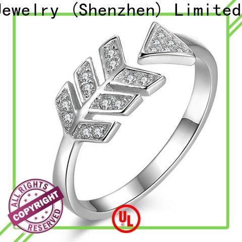 BEYALY Best engraved gold rings for her Suppliers for party