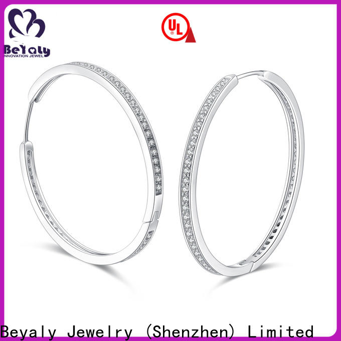 BEYALY Wholesale novica silver earrings Suppliers for women