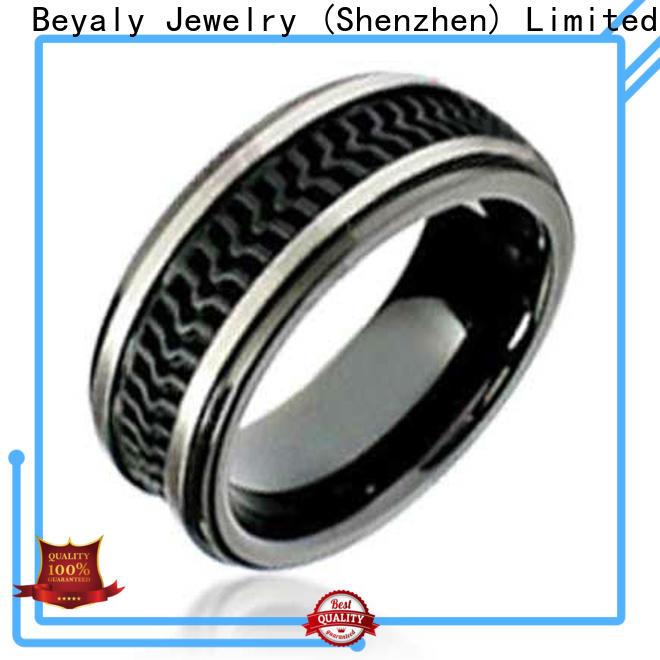 BEYALY Wholesale custom viking rings bulk buy for business gift