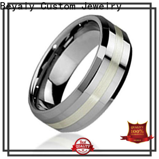 BEYALY customize your own promise ring bulk buy for business gift