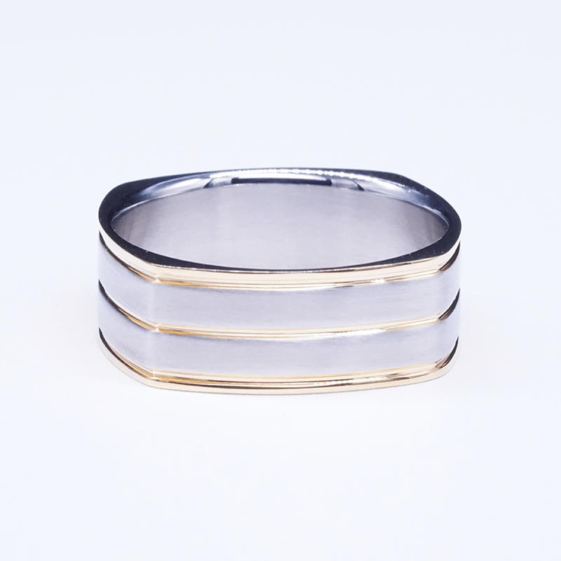 product-BEYALY-Blank titanium steel ring stainless steel jewelry ring-img