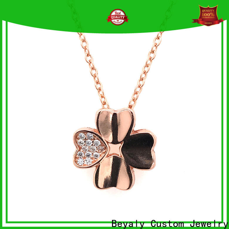 Best handmade silver jewelery factory for engagement
