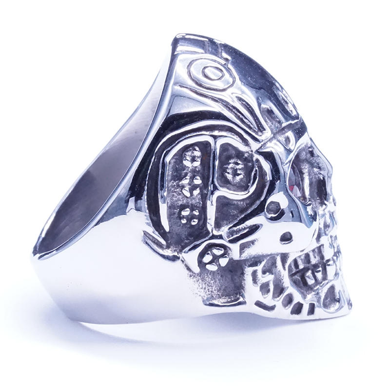 product-BEYALY-Vintage Design T800 Terminator ring stainless steel mens ring jewelry-img