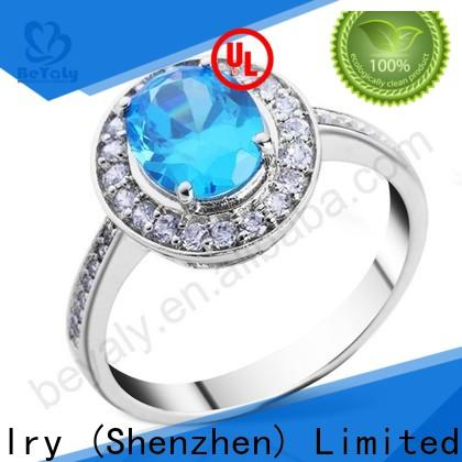 BEYALY Custom real silver jewelery manufacturers for business gift