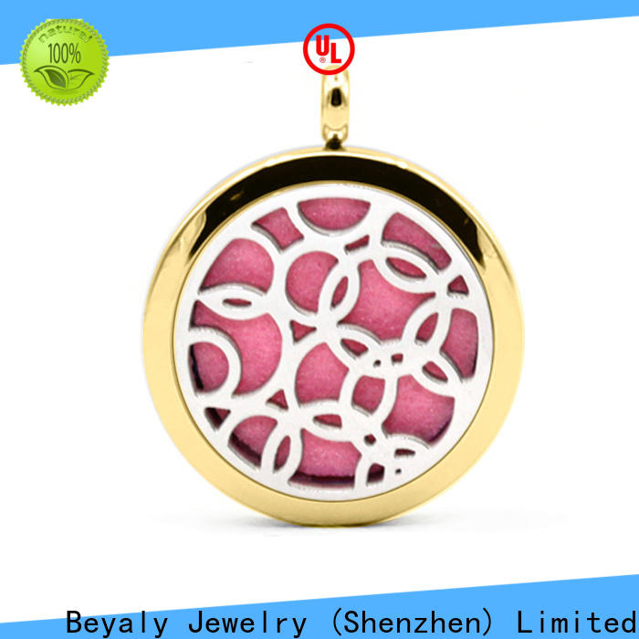 BEYALY Top heart love locket Supply for party