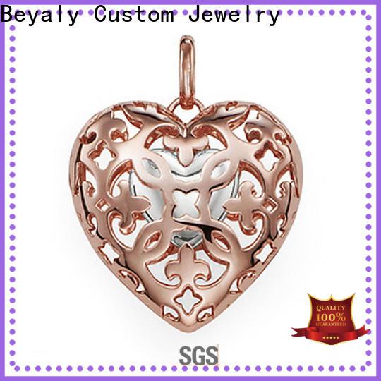 BEYALY New elsa peretti letter pendant factory for women