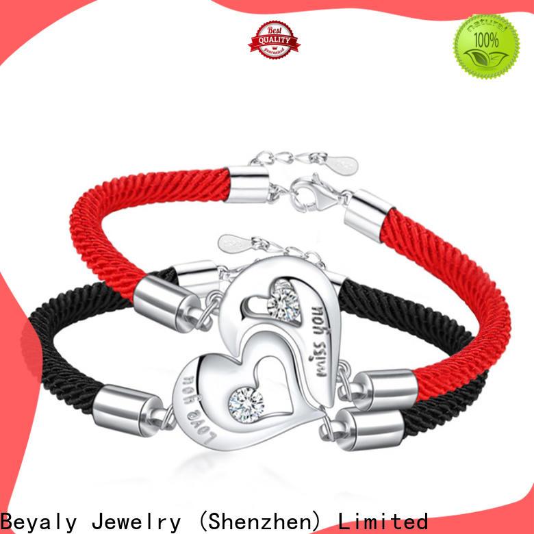 BEYALY 925 cz tennis bracelet Suppliers for women
