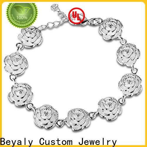 BEYALY 925 cz bracelet company for party