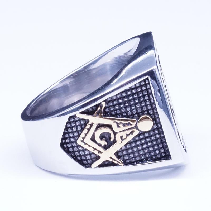 product-BEYALY-Stainless Steel Masonic Ring-img